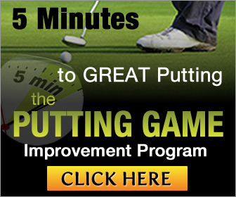 Putting Game Improvement Program