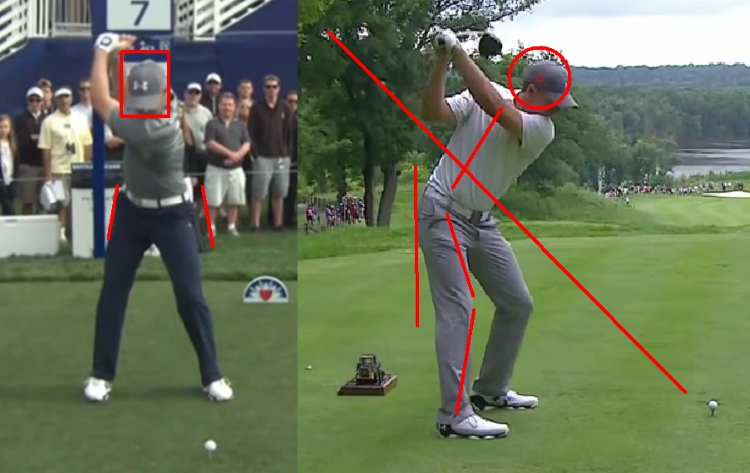Jordan Spieth Golf Swing Analysis Consistentgolf Com