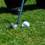 golf pitching setup