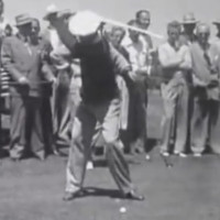Ben Hogan Driver Swing