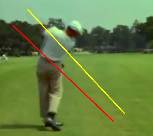 Ben Hogan Follow Through