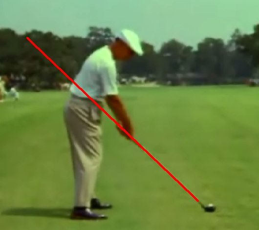 Ben Hogan Golf Swing Setuup