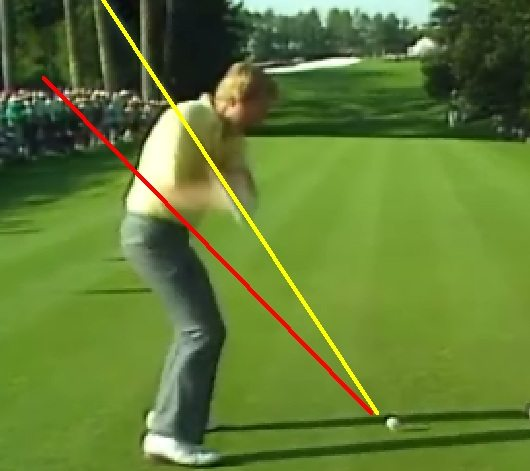 Jack Nicklaus Downswing