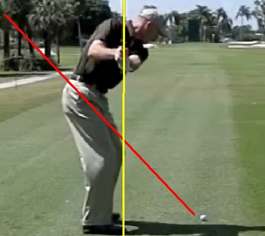 Jim Furyk Backswing