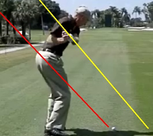 Jim Furyk Downswing