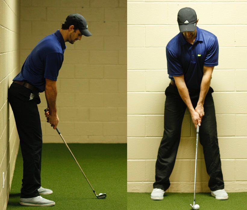 Step 1 – The Golf Swing Test
