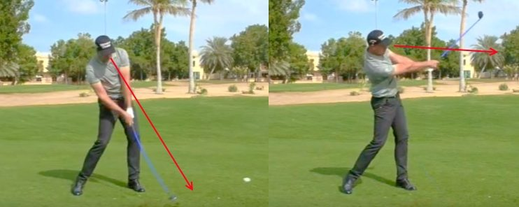 Henrik Stenson Head Movement