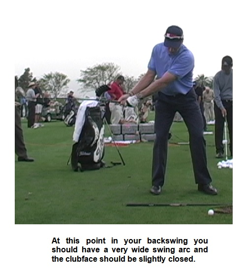 backswing-slightly-closed