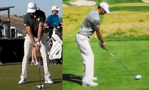 Dustin Johnson Golf Swing Analysis Consistentgolf Com