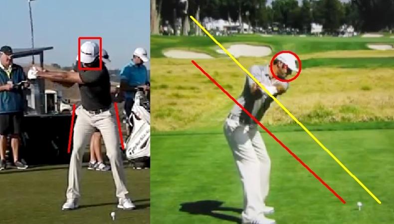 Dustin Johnson Golf Swing Analysis | ConsistentGolf com
