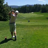golf swing balance