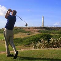 release golf club through impact