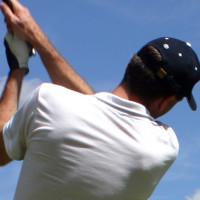 Golf Swing Longer Drives