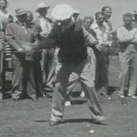 Ben Hogan Swing