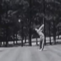 Ben Hogan Hitting At You