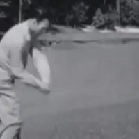 Ben Hogan Golf Swing Augusta